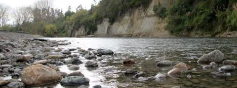 Pohangina River at Raumai